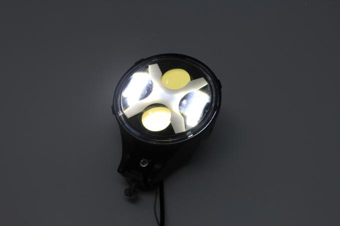 7 Inch Jeep Light 4800lm 6pcs 10W CREE LED Chip 60w LED Auxiliary Light With Colorful Color
