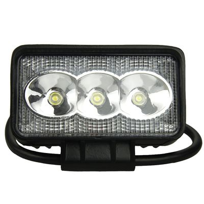 الصين Mini 12V LED Vehicle Work Light 110 * 60 * 56 Mm Size CE Certification المزود