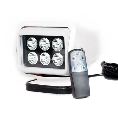 الصين 30W Rechargeable Led Work Light 12V Battery Power Wireless Remote Control Type مصنع