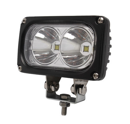 الصين 30W / 6000K Cree LED Driving Lights 3000lm Flood Spot Beam Led Off Road Lights مصنع