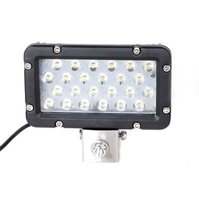 الصين Super Bright 24W 8 Inch Waterproof Aluminum Boat Led Work Light Marine Yacht Work Light مصنع